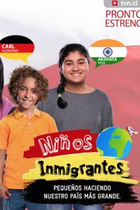Afiche Niños Inmigrantes